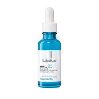 La Roche Posay Hyalu B5 Sérum 30ml, oprimeiro anti rugas dermatológico com a finalidade de preencher e reparar a pele sensível.