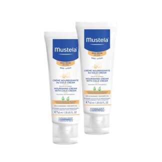 Mustela Cold Cream Nutri Protector 2x40ml