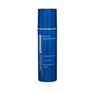Neostrata Skin Active Dermal Replenishment 50gr, creme refirmante e hidratante formulado para otimizar a hidratação e ajudar a reverter visivelmente todos os sinais do envelhecimento, para uma pele intensamente hidratada, mais firme e luminosa.