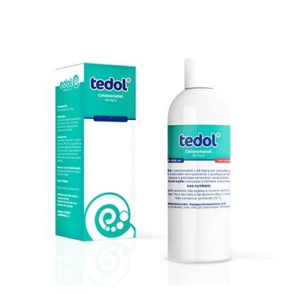 Tedol Champô Dermatite Seborreica 120ml está indicado no tratamento e profilaxia de dermatite seborreica, caspa e pitiríase versicolor localizada. O Cetoconazol, substâncias activa de Tedol, é um poderoso antifúngico derivado imidazólico, para emprego oral ou tópico.