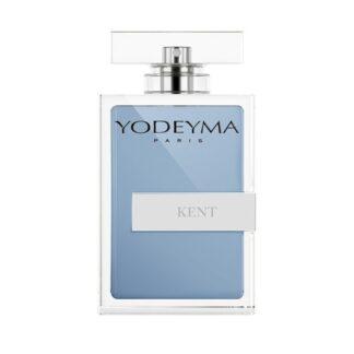 Yodeyma Homem Kent 100ml, as vigorosas notas de coração, combinadas com o carisma do cedro e do limão, compõem uma fragrância de grande energia.