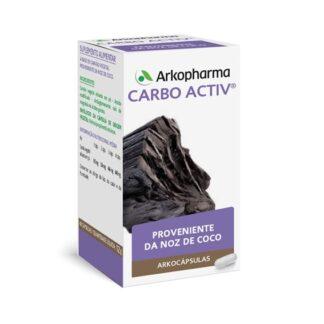 Arkocápsulas Carbo Activ 48 Cápsulas, é um suplemento alimentar especialmente desenvolvido para as situações de gases, flatulência e dores abdominais.