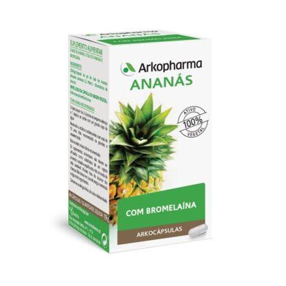 Arkocápsulas Ananás 48Cápsulasé um suplemento alimentar rico em Bromelaína. Através da sua experiência na área da fitoterapia, os