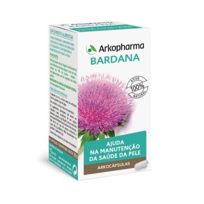 Arkocápsulas Bardana é um suplemento alimentar à base de Bardana.