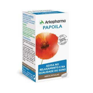 Arkocápsulas Papoila é um suplemento alimentar à base de Pétalas de Papoila.
