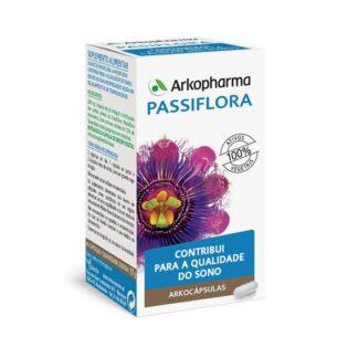 Arkocápsulas Passiflora 45 Cápsulas, suplemento alimentar especialmente desenvolvido para a manutenção da qualidade do sono. Atua de forma sinérgica, respeitando ao máximo o seu organismo.
