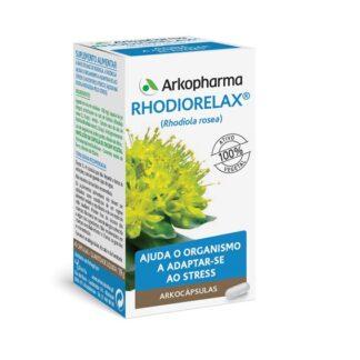 Arkocápsulas Rhodiorelax 45 Cápsulas é um suplemento alimentar especialmente desenvolvido para ajudar o organismo a adaptar-se ao stress e ao esforço físico e ajudar na fadiga induzida pelo stress.
