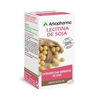Arkocápsulas Lecitina de Soja 42Cápsulas, é um suplemento alimentar. A lecitina é um tipo de gordura natural obtida durante a produção do óleo de soja, e é rica em colina, inositol, fosfatídios e ácidos graxos poli-insaturados essenciais.