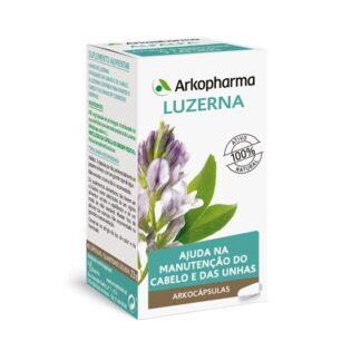 Arkocápsulas Luzerna é um suplemento alimentar à base de Luzerna.