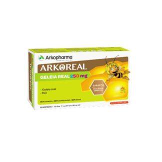 ArkoReal Geleia Real 250mg 20 Ampolas