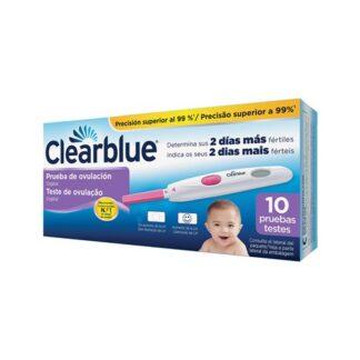 Clearblue Digital Teste Ovulação 10 Testes, as mulheres podem engravidar apenas em alguns dias de cada ciclo. E importante ter relações sexuais nestes dias
