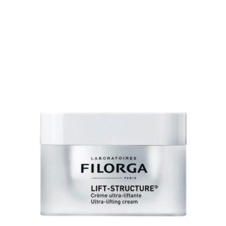 Filorga Lift-Structure Creme Ultra Lifting 50ml,formulado com ingredientes ativos derivados dos atos estéticos. De tal forma que cria um efeito anti envelhecimento radical. Além disso possibilita ação refirmante intensiva.
