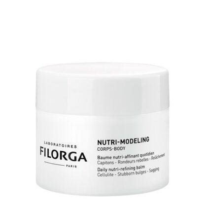 Filorga Nutri Modeling Bálsamo Nutritivo 200 ml, obálsamo nutritivo 3 em 1 que com a finalidade de alisar, refinar e refirmar o corpo diariamente.
