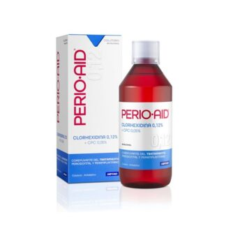 Perio·Aid Intensive Care Colutório 0.12% 500ml