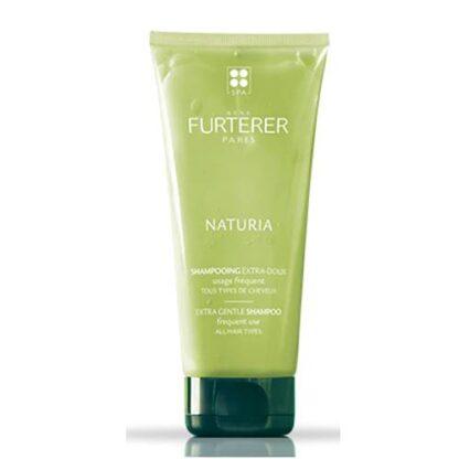 Rene Furterer Naturia Champô Suave Equilibrante 200ml, o Champô suave equilibrante NATURIA devolve suavidade e leveza ao cabelo