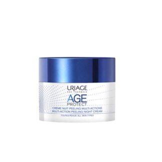 Uriage Age Protect Noite Peeling Multi Ação 50ml