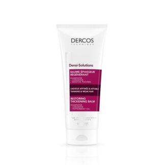 Vichy Dercos Technique Bálsamo Densi-Solutions 200ml Bálsamo reconstituinte para cabelo enfraquecido e progressivamente mais fino