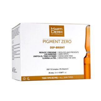 Martiderm Pigment Zero Dsp Bright 30 Ampolas - Pharma Scalabis