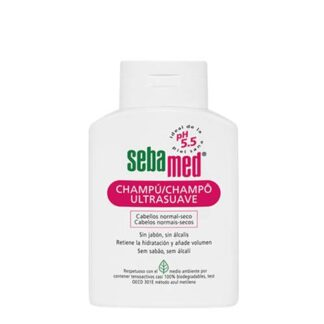 Sebamed Champô Ultra Suave 400ml - Pharma Scalabis