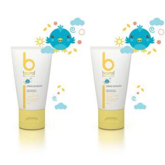 Barral Babyprotect Creme de Rosto 2x40ml - Pharma Scalabis