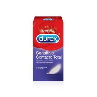 Durex Sensitivo Contacto Total 12 Preservativos, é um preservativo ultra fino. Além disso tem uma lubrificação extra para ajudar a aumentar a sensibilidade.