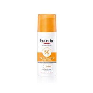 Eucerin Creme Solar Rosto CC Cream FPS50 50ml