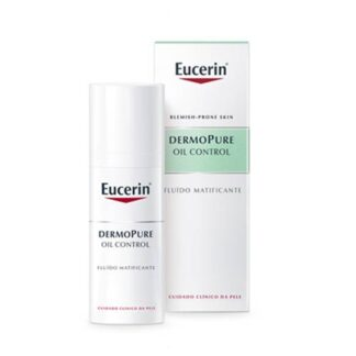 Eucerin Dermopure Oil Control Fluido Matificante 50 ml