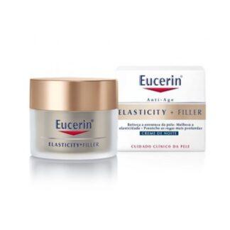 Eucerin Hyaluron-Filler + Elasticity Creme Noite 50ml - Pharmascalabis