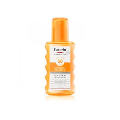 Eucerin Sensitive Spray Transparente FPS 50 200 ml - PharmaScalabis