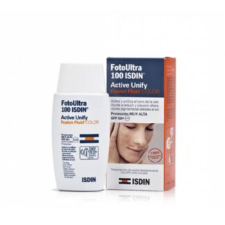 Isdin FotoUltra 100 Active Unify Color FPS 50  50 ml