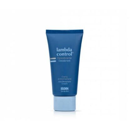 Isdin Lambda Control Creme Desodorizante 50 ml - Pharma Scalabis