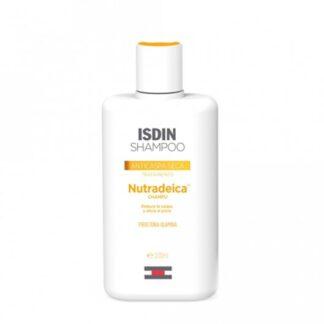 Isdin NutraDeica Champô Anti Caspa Seca 200 ml, alivia o prurido e acalma graças ao Laureth-9 Excelente cosmeticidade Condicionador