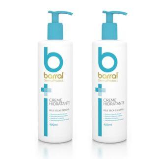 Barral Dermaprotect Duo Pack Creme Hidratante 2x400ml