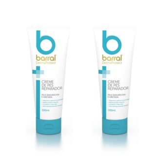 Barral Dermaprotect Duo Pack Creme Pés Reparador 2x100ml