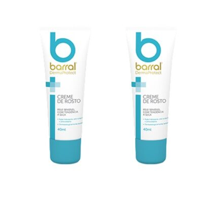 Barral Dermaprotect Duo Pack Creme Rosto 2x40ml