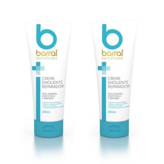 Barral Dermaprotect Duo Pack Creme Emoliente Reparador 2x200ml