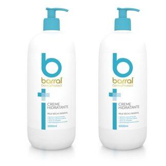 Barral Dermaprotect Duo Pack Creme Hidratante 2x1000ml
