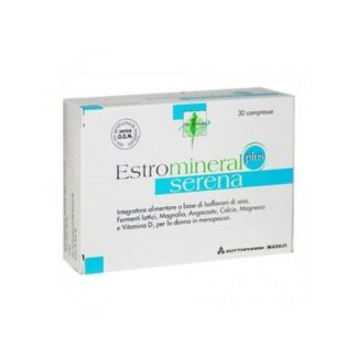 eac002f51ba Estromineral Serena Plus 30 Comprimidos