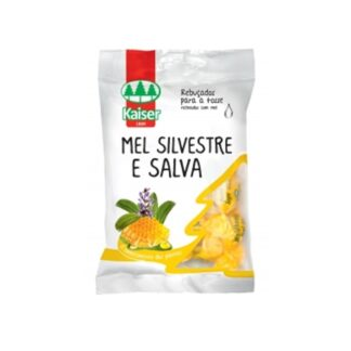 KAISER Rebuçados Mel Silvestre e Salva 60gr - Pharma Scalabis