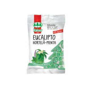 KAISER Rebuçados Eucalipto Hortelã-Menta 60gr - Pharma Scalabis