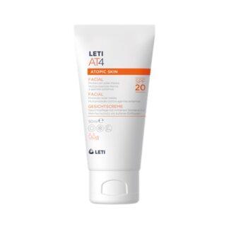 LETIAT4 Creme Facial SPF20 50ml