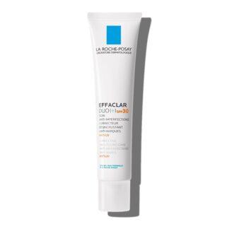 La Roche Posay Effaclar Duo FPS30 40ml,com a finalidade de proteção UVA, UVB e contra a poluição.