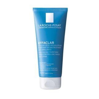 La Roche Posay Effaclar Máscara 100 ml,a1ª máscara da La Roche-Posay com a finalidade de libertar a pele de impurezas, mesmo as invisíveis.
