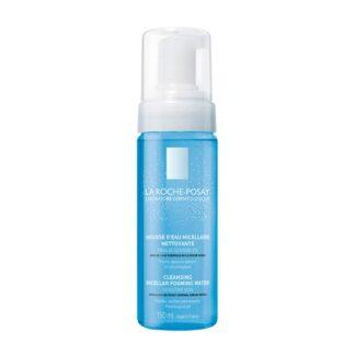 La Roche Posay Espuma Água Micelar 150ml, com a finalidade de purificar, suavizar e proteger. Além disso este é um produto especialmente concebido para as peles mais sensíveis.