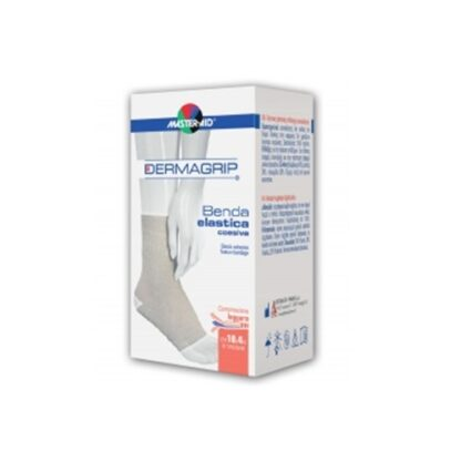 Master-Aid Dermagrip Ligadura elástica 10x400cm 1Un PharmaScalabis