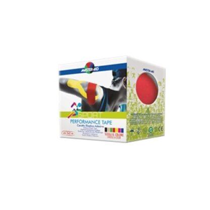 Master-Aid Performance Tape Banda Adesiva PRETO 5m