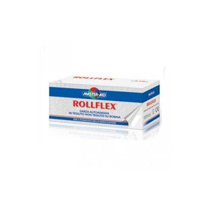 Master-Aid Rollflex Adesivo em Banda Não Tecido 10cm