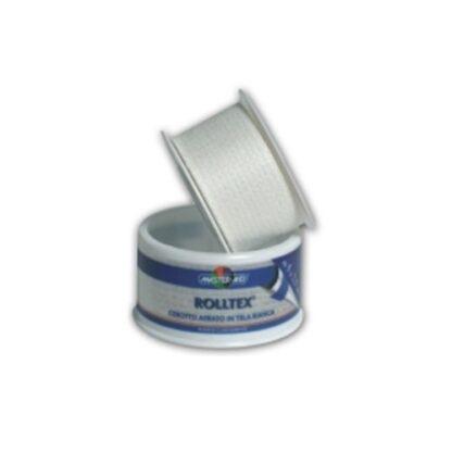 Master-Aid Rolltex Adesivos Cirúrgicos 1,25cm