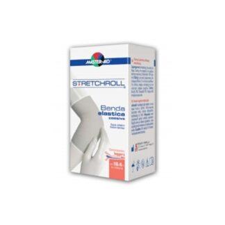 Master-Aid Stretchroll Ligadura elástica 6x400cm 1Un pharmascalabis