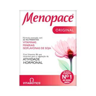 Menopace Original Menopausa 30 Comprimidos,não há tempo para pausas, a vida é para ser vivida.